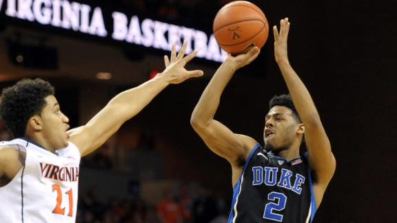 Cook: 'This Is Why We Come To Duke'