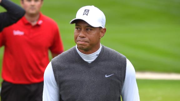 Are Tiger's Days Of Domination Over?