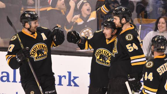 Video - Marchand Scores Twice In Win
