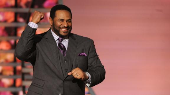 Bettis Emotional After Hall Of Fame Election