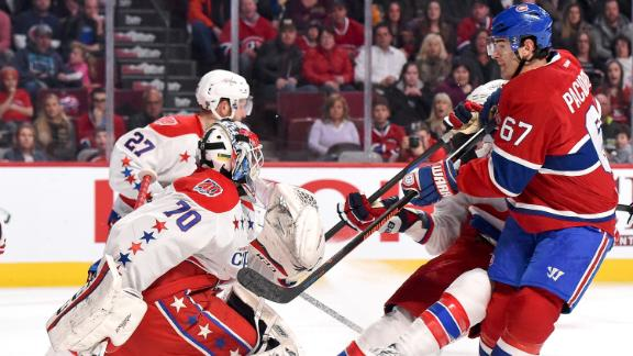Video - Pacioretty's OT Goal Lifts Canadiens