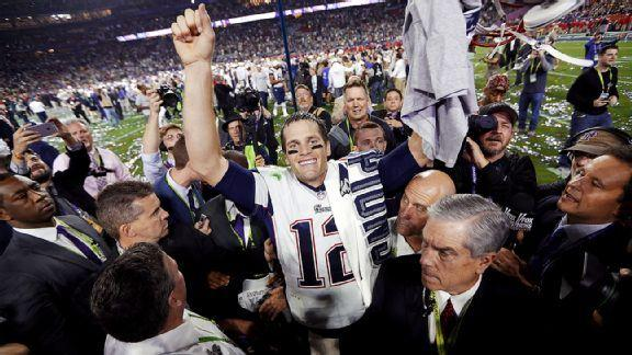 Patriots Rally Past Seahawks To Win Super Bowl