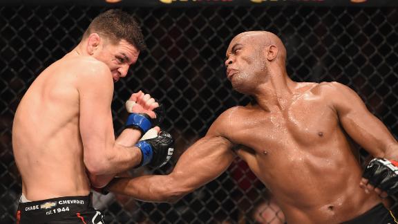 Silva Defeats Diaz