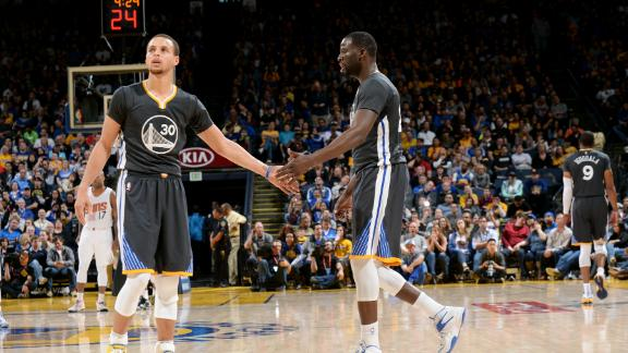 Video - Warriors Snap Two-Game Slide