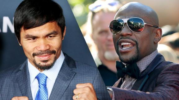Making The Rounds: Issues Remain For Floyd-Manny Fight
