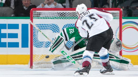 Video - Avs Win Marathon Shootout