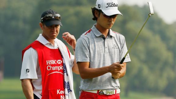 PGA Tour Caddies Seek Bib Compensation