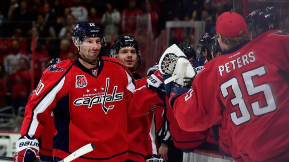 Video - Capitals Shut Out Kings