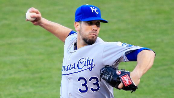Video - Olney: Market For James Shields