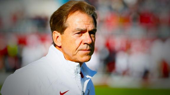 Nick Saban Talks Recruiting Approach