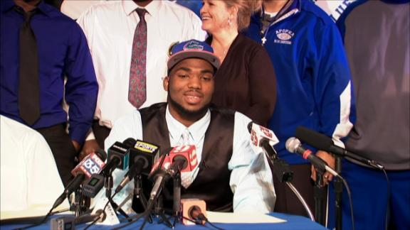 No. 1 OT Martez Ivey Commits to Gators