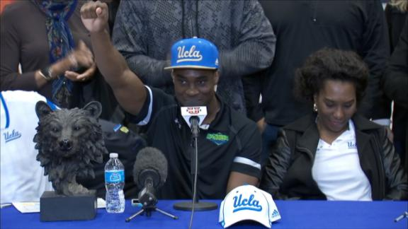 No. 4 ATH Soso Jamabo Picks UCLA