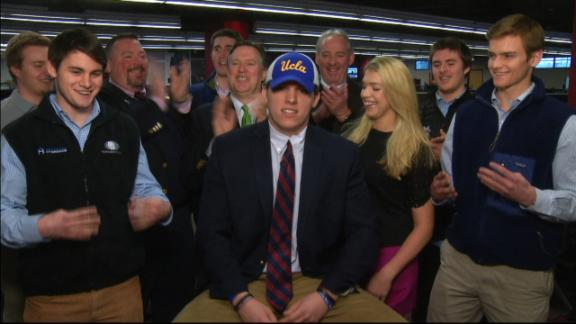 No. 4 TE-Y Chris Clark Commits To UCLA