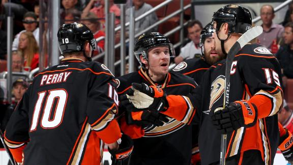Video - Ducks Rally For OT Win