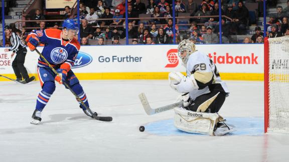 Video - Penguins Blank Oilers