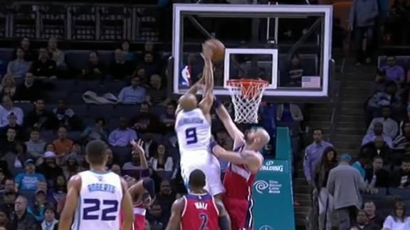 Video - Gerald Henderson's Elevating Dunk