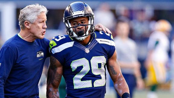 Shoulder Surgery For Seahawks Safety