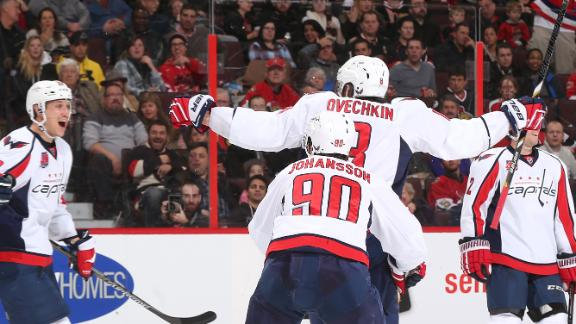 Video - Capitals Edge Senators