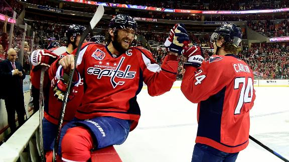 Video - Capitals Top Ducks In Shootout
