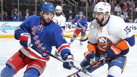 More Likely To Win Division: Rangers Or Islanders