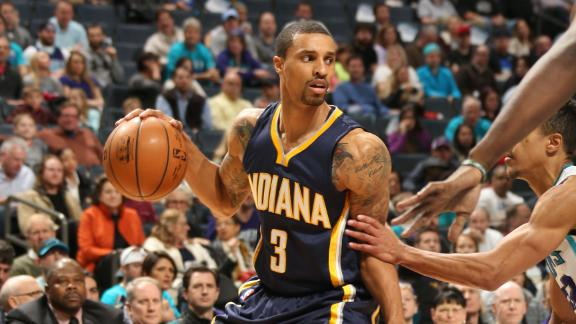 Video - Pacers Rally To Edge Hornets
