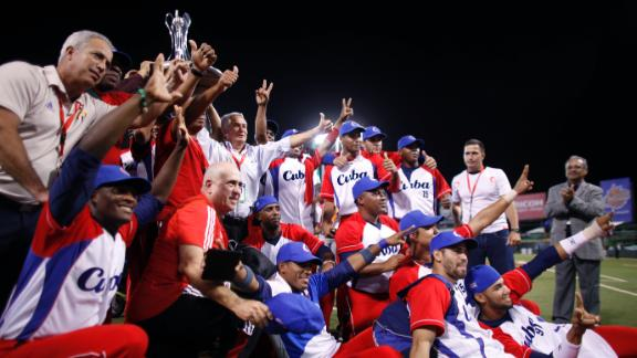 Cuba Captures Caribbean Series Title