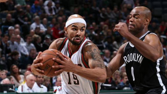Video - Bucks Rally Past Nets