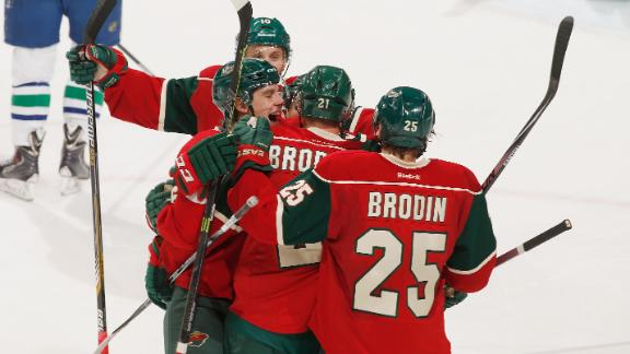 Video - Wild Win Sixth Straight