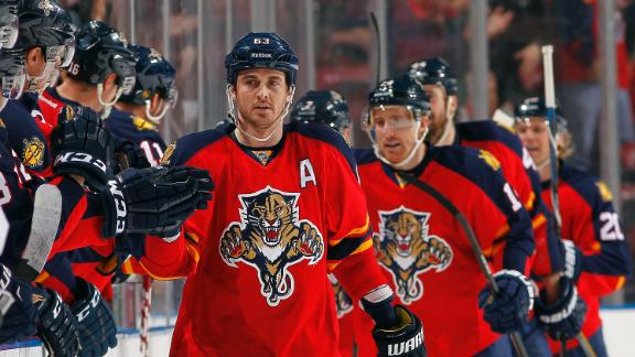 Video - Panthers Maul Ducks