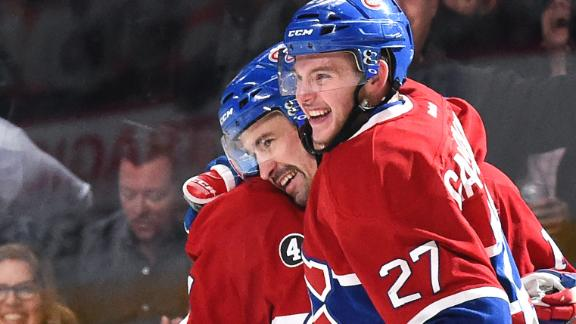 Video - Canadiens Slip Past Flyers