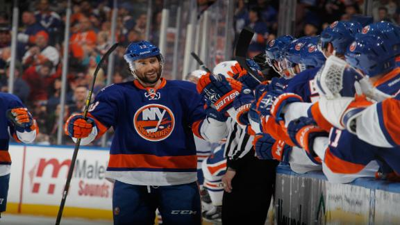 Video - Islanders Skate Past Oilers