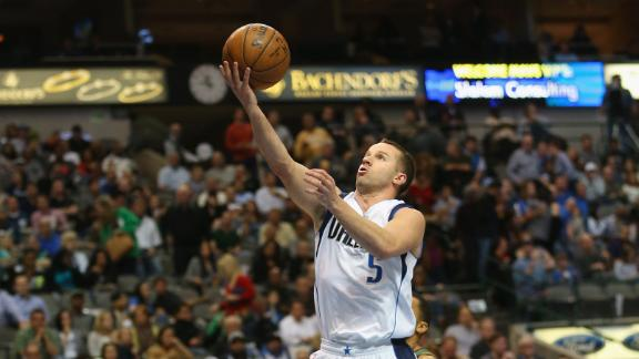 Video - Mavs Survive Scare From Jazz