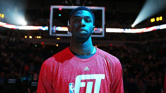 Video - No Star Rising Higher Than Wiggins