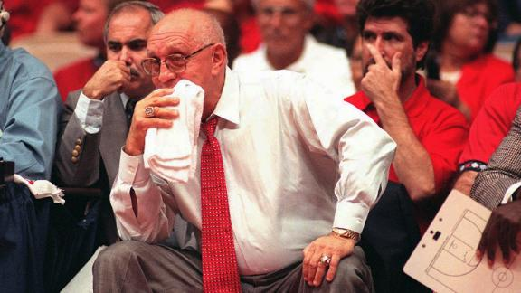 Stephen A: Tarkanian's Death A Tremendous Loss