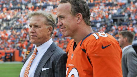 Peyton Manning's Last Stand?