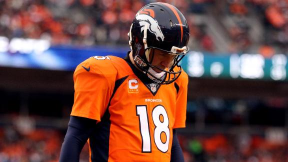 Broncos In No Rush On Manning Decision