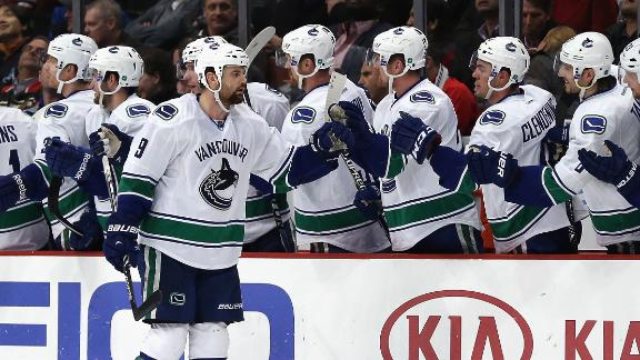 Video - Canucks Win In OT