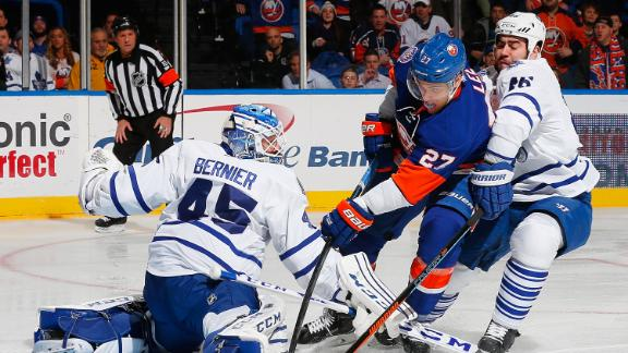 Video - Isles Win Third Straight