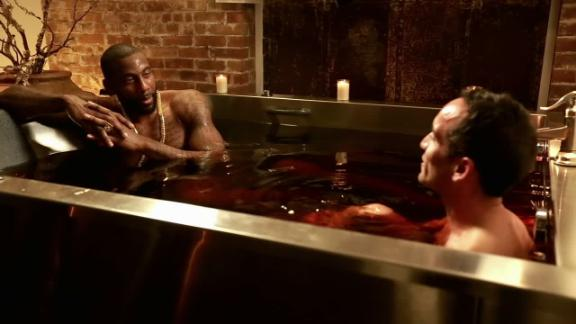 Wine Therapy With Amar'e Stoudemire