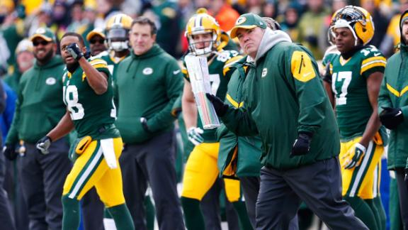 Mike McCarthy Giving Up Play-Calling Duties