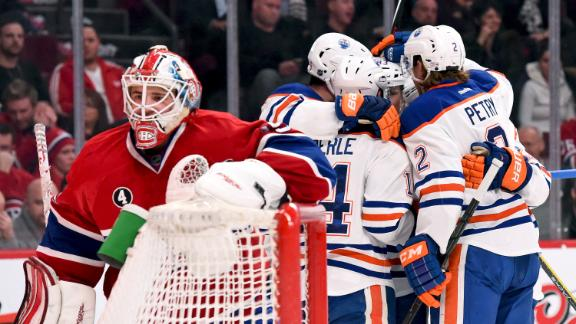 Video - Oilers Beat Habs In OT