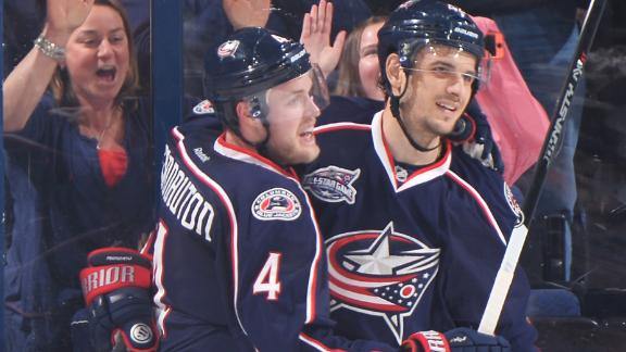 Video - Blue Jackets Win In OT