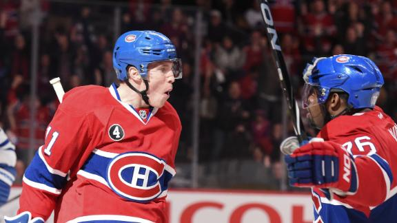 Video - Habs Hand Leafs Third Straight Loss