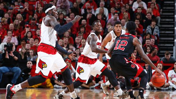 NC State Shocks Louisville