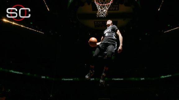 LaVine The Slam Dunk Champ