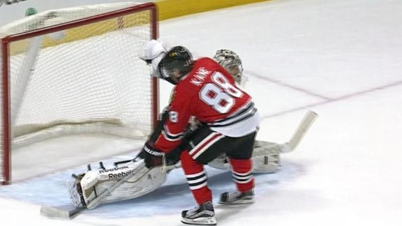 Video - Kane Fools Goalie In Shootout
