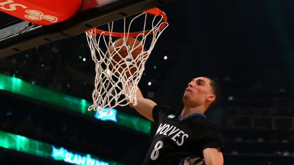 LaVine: 'I Just Wanted To Try Something Different'