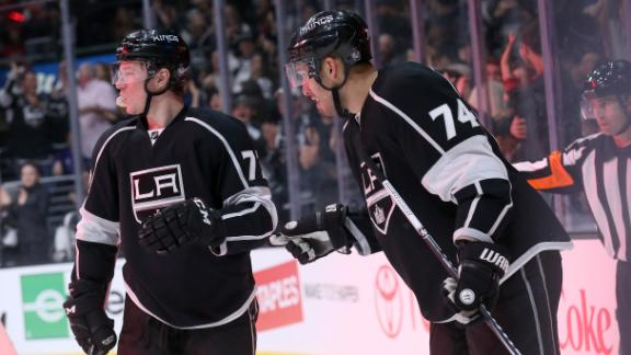 Video - Kings Power Past Capitals