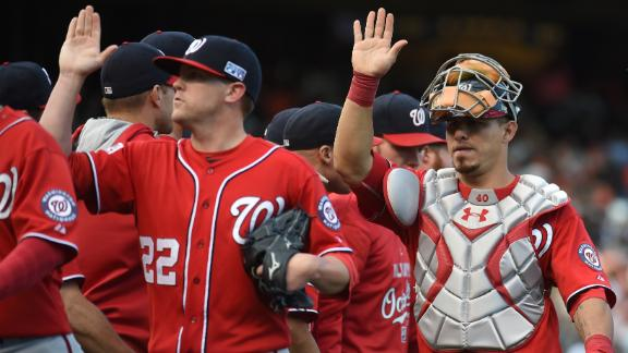 Video - World Series Or Bust For Nationals?