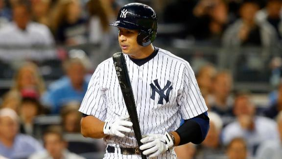 Yankees Storyline: Return Of A-Rod